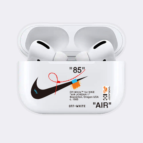 """85"" AirPods Pro Case - Limited Black Edition"