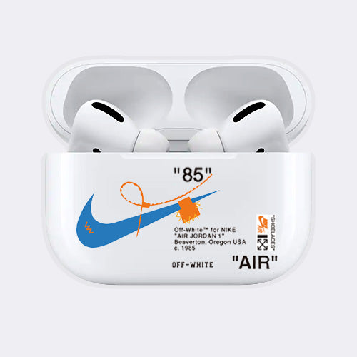 """85"" AirPods Pro Case - Limited Blue Edition"