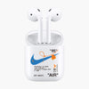 """85"" AirPods Case - Limited Blue Edition"