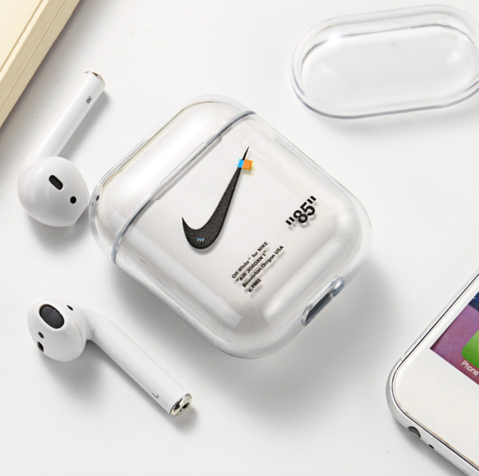"""85"" AirPods Case"