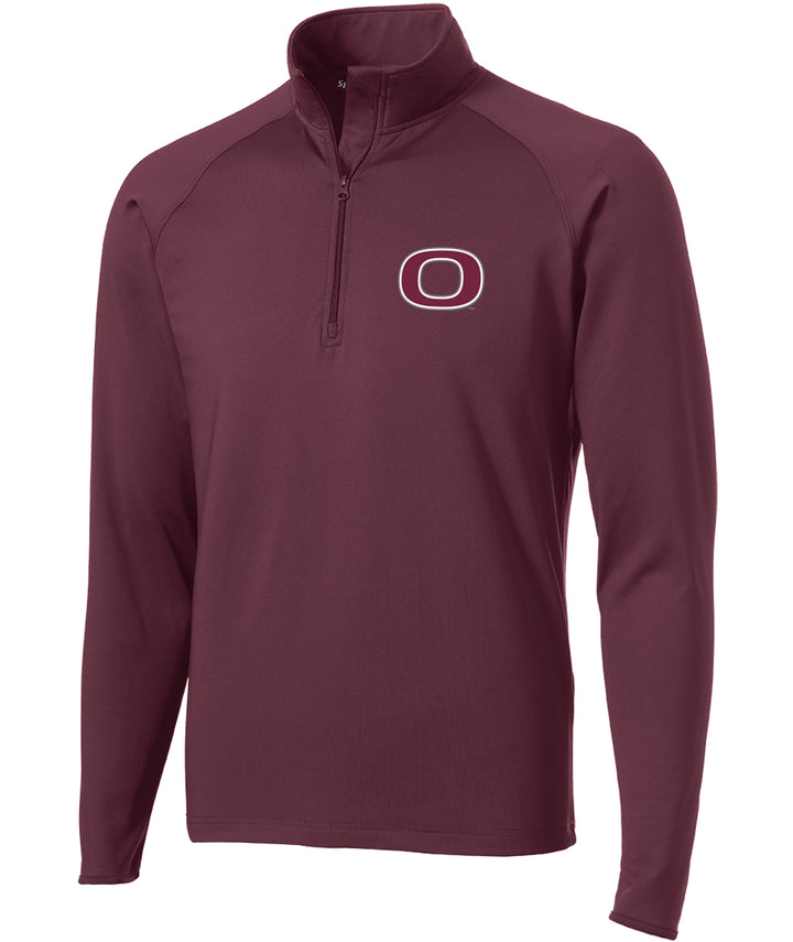 Okoboji O Mens Stretch Performance 1/2-Zip Pullover