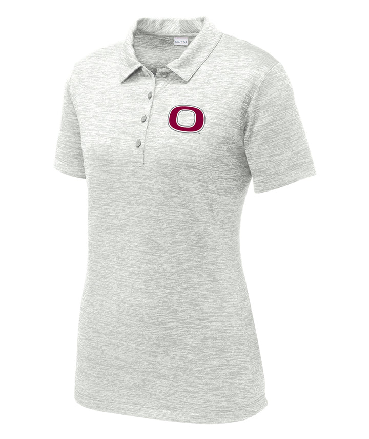 Okoboji Charged Womens Performance Polo