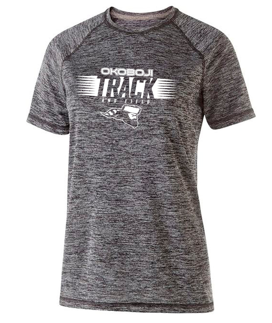 Okoboji Track Womens Performance Tee