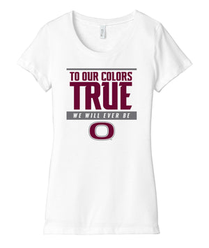 Fight Song Womens Triblend Tee
