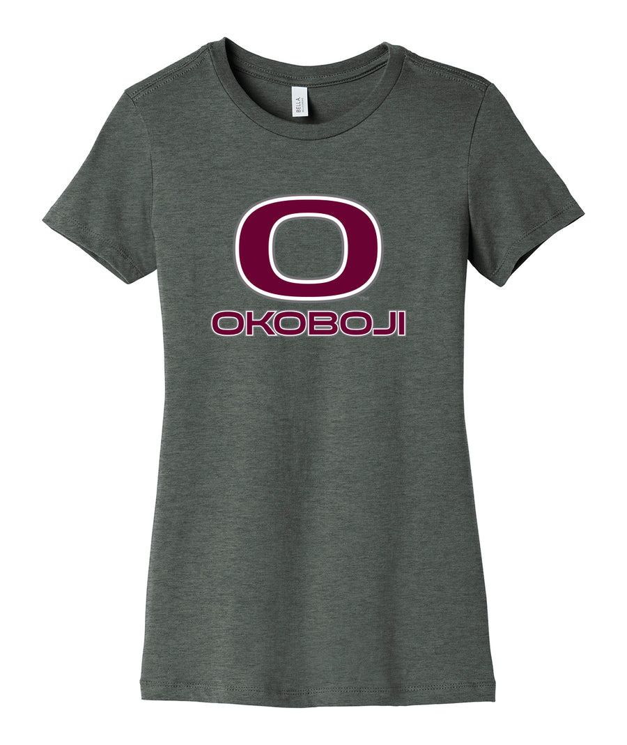 School Pride Women's Fitted Tee