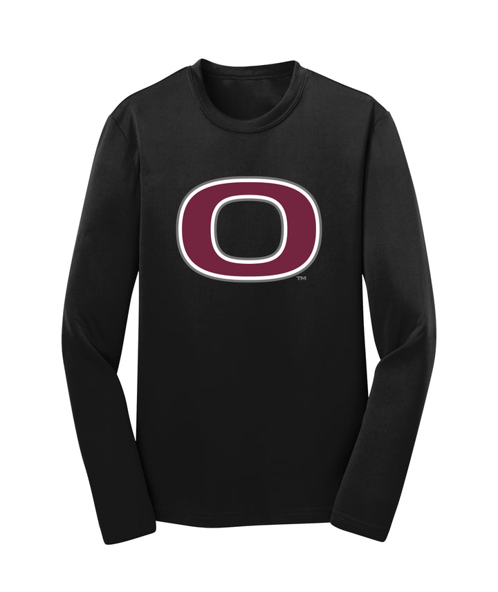 School Pride Youth Performance Long Sleeve Tee