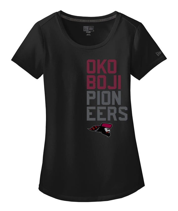 Okoboji Breakout Womens Scoop Tee