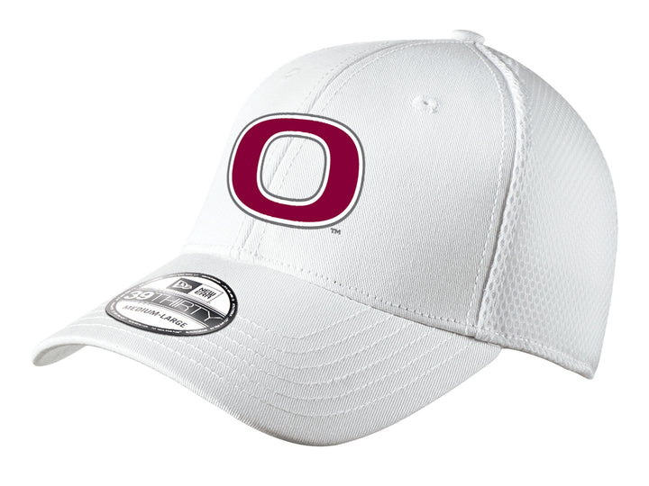 Okoboji New Era White Stretch Hat