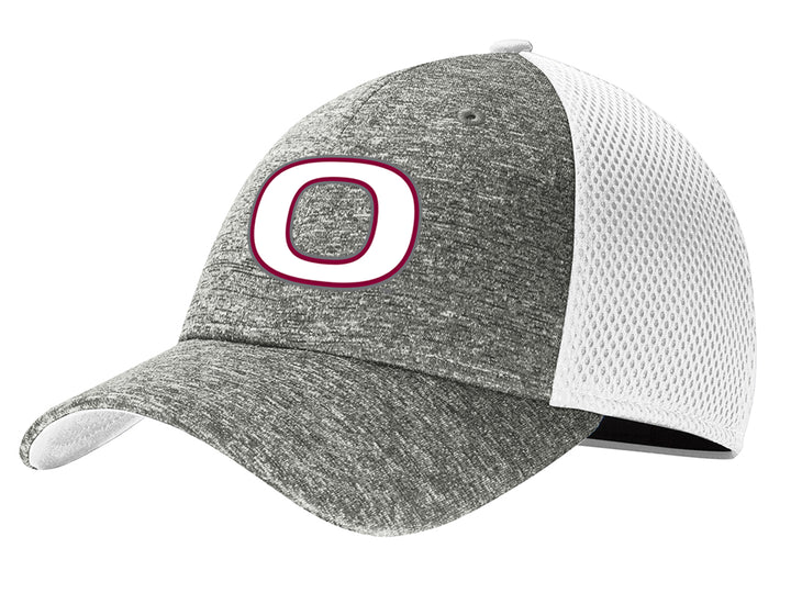 Okoboji 'O' White Charged New Era Stretch Cap