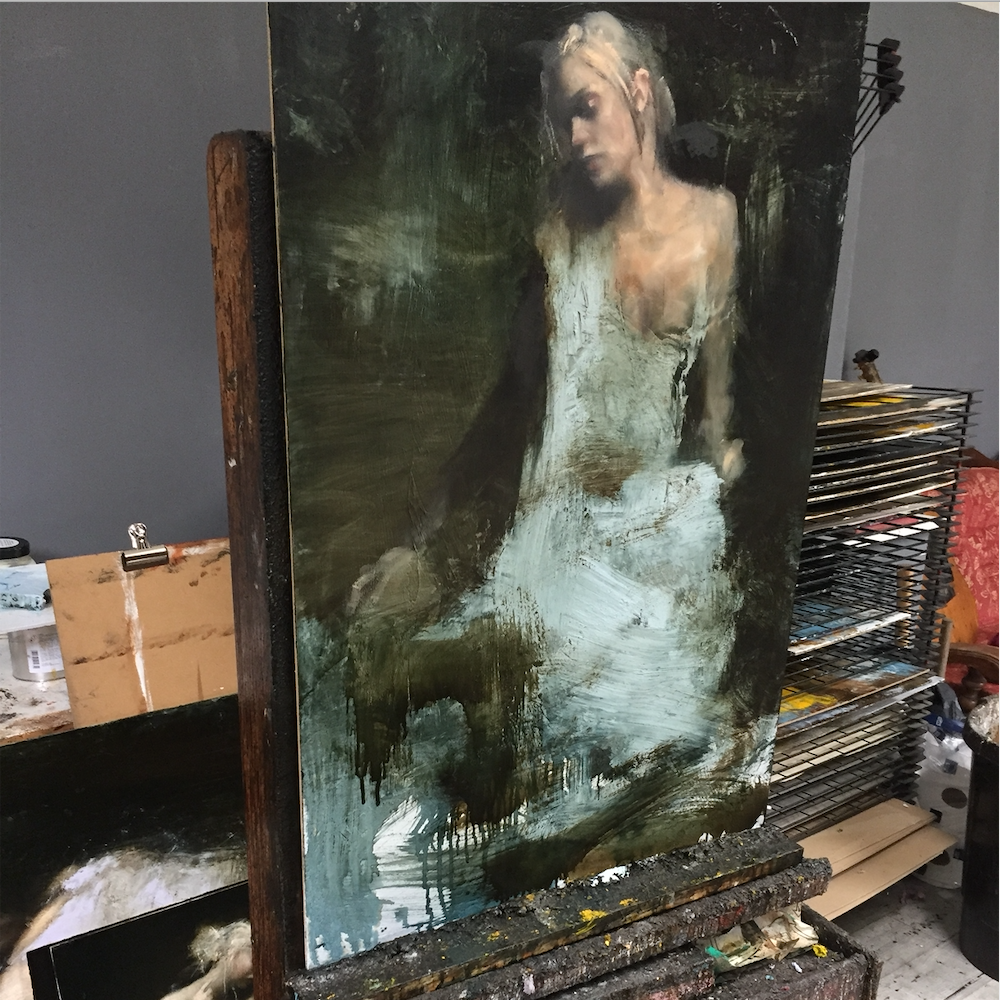 IN THE STUDIO with Mark Demsteader