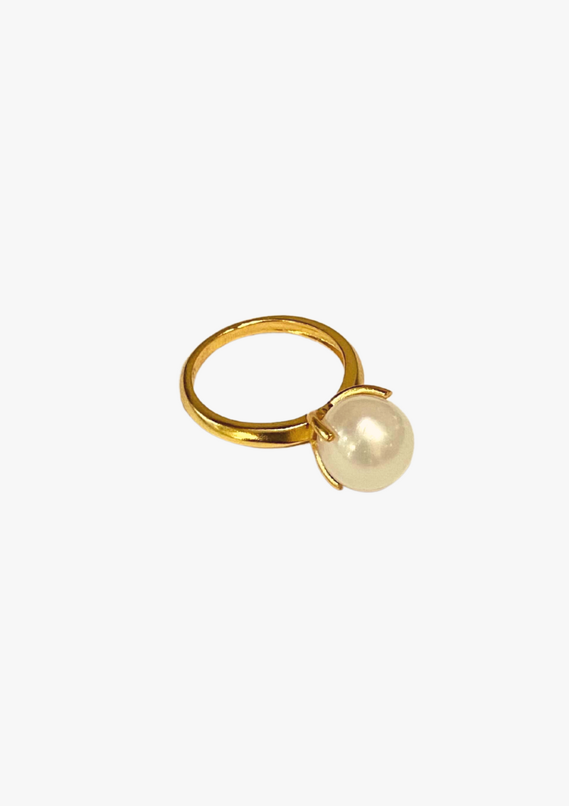 Luna - 18K Solid Yellow Gold