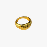 Marie - 18K Solid Yellow Gold