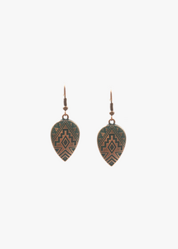 Bohochic Drop Earrings