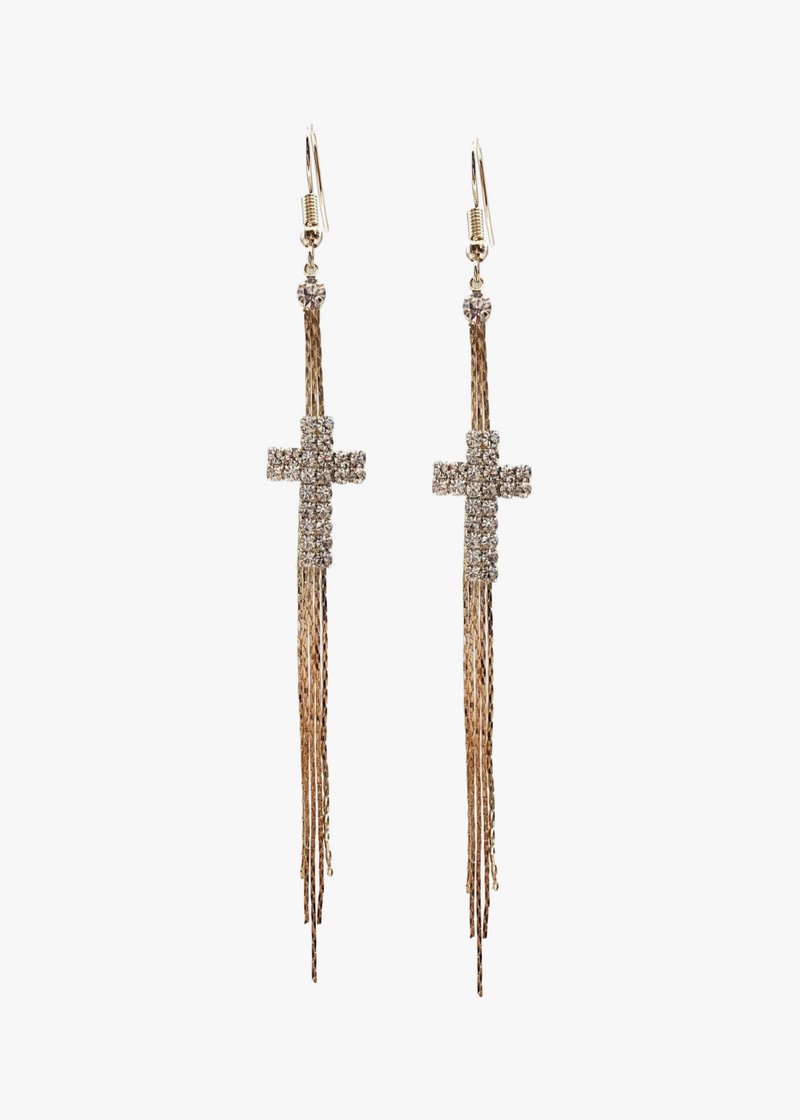 CROSS DAZZLERS EARRINGS