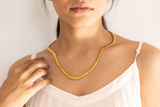 Anastasia - 18K Solid Yellow Gold