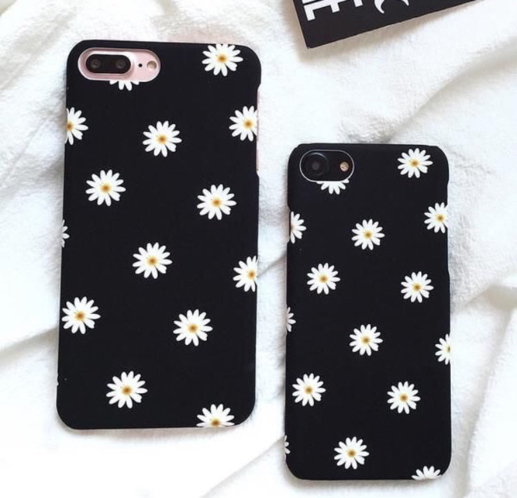 Funda de flores - iPhone