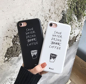 Funda con frase - Oferta - iPhone X