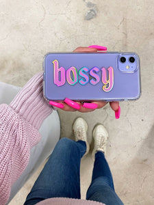 Boss - Girly Collection - iPhone Xiaomi Samsung Huawei
