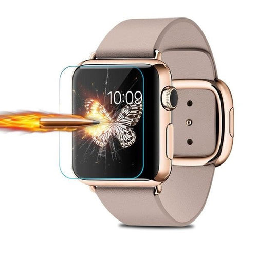 Protector de pantalla Cristal Templado Apple Watch Correas