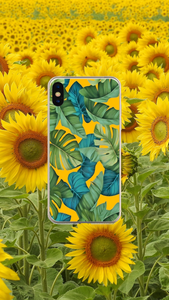 Sunflower - Girly Collection - iPhone Xiaomi Samsung Huawei