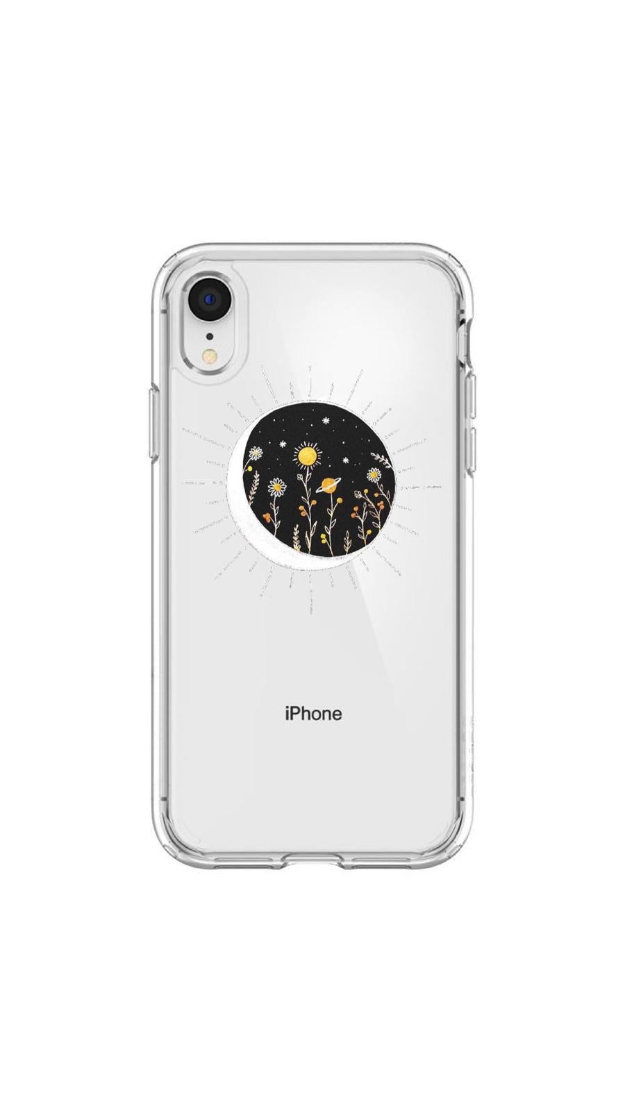 Flower universe - Girly Collection - iPhone Xiaomi Samsung Huawei