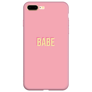 Babe Yellow - Girly Collection - iPhone Xiaomi Samsung Huawei