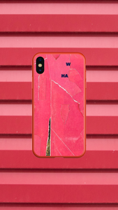 Neon Pink - Girly Collection - iPhone Xiaomi Samsung Huawei