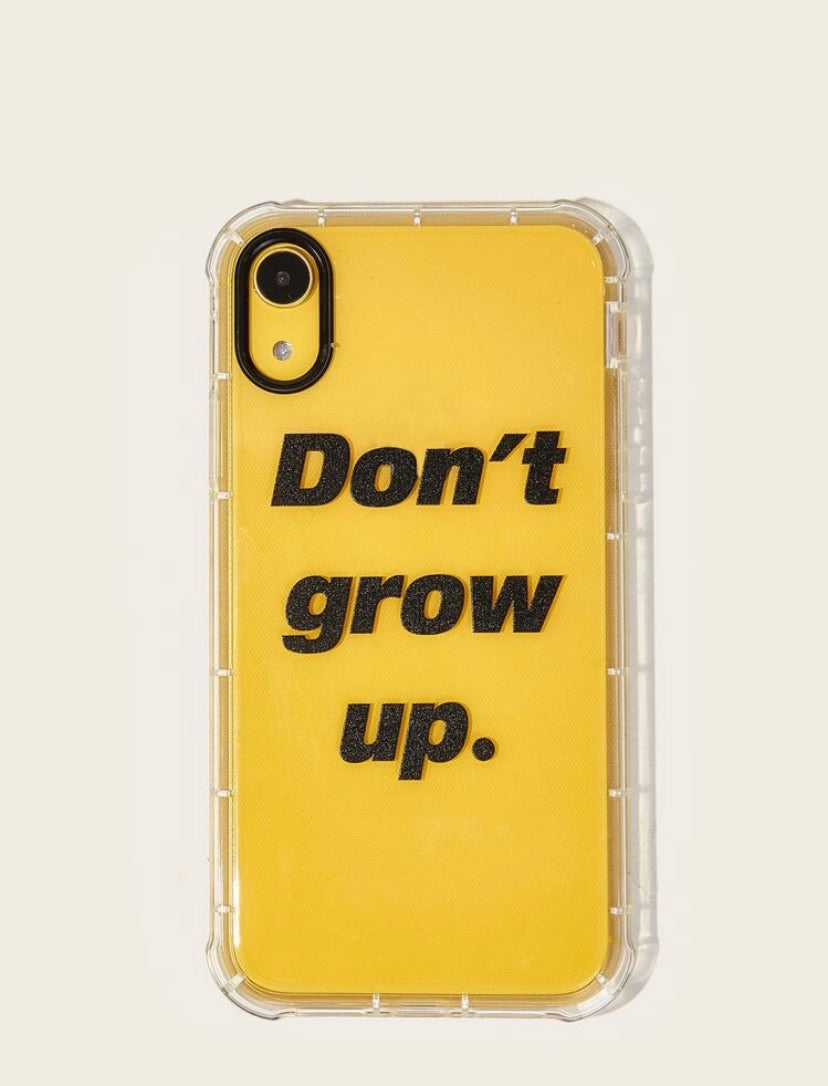 Don't Grow Up - Xiaomi Samsung Huawei