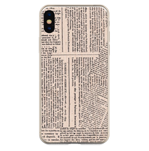 Cargar imagen en el visor de la galería, Newspaper - Girly Collection - iPhone Xiaomi Samsung Huawei