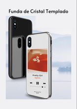 Load image into Gallery viewer, Layout Elegant - Funda de Música Personalizada Apple Xiaomi Samsung Huawei