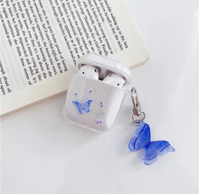 Load image into Gallery viewer, Mariposa azul 🦋 - AirPods