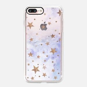Cloud and stars - Girly Collection - iPhone Xiaomi Samsung Huawei