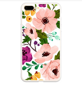 Flores Grandes - Girly Collection - iPhone Xiaomi Samsung Huawei