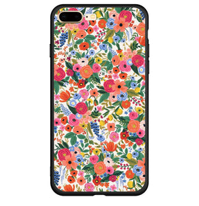 Flores rojas - Girly Collection - iPhone Xiaomi Samsung Huawei