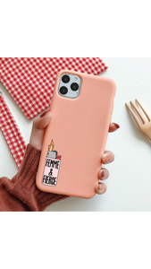 Femme - Girly Collection - iPhone Xiaomi Samsung Huawei