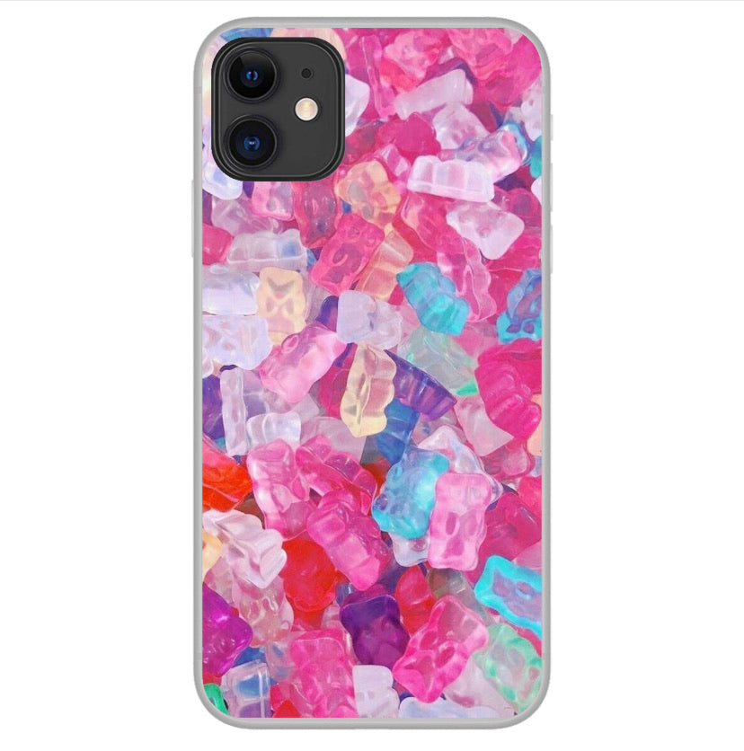 Gominolas - Girly Collection - iPhone Xiaomi Samsung Huawei