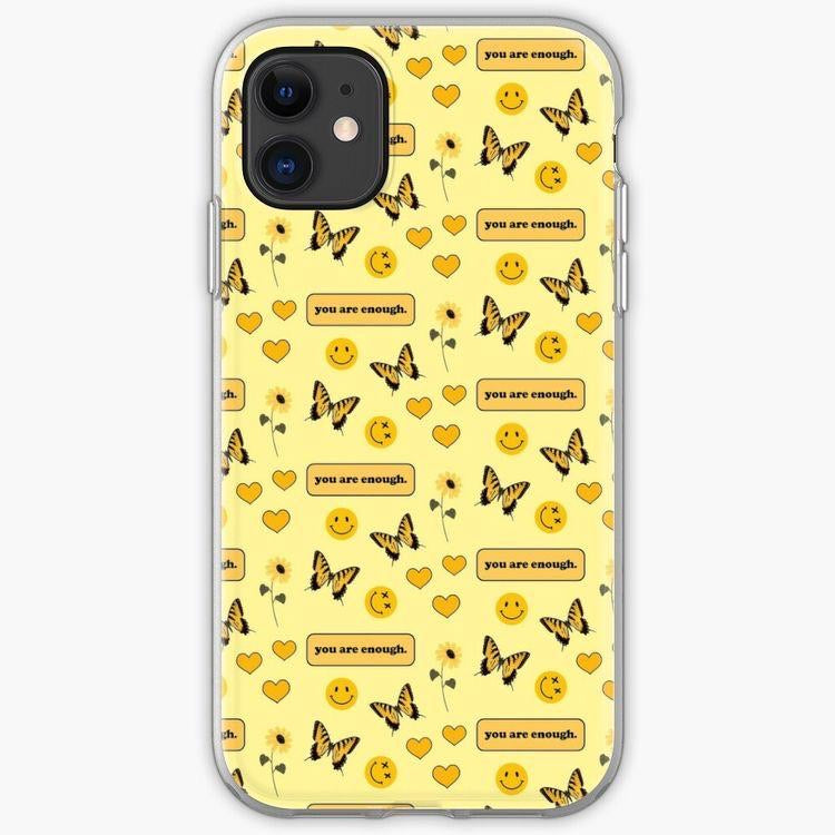 Happy Yellow - Girly Collection - iPhone Xiaomi Samsung Huawei