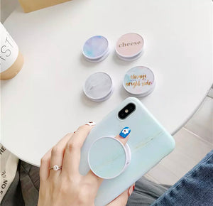 Hipster Pop-Socket