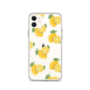 If life gives you lemons - Girly Collection - iPhone Xiaomi Samsung Huawei