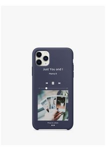 Layout iPhone - Funda de reproductor de música Personalizada