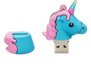 USB Unicornios