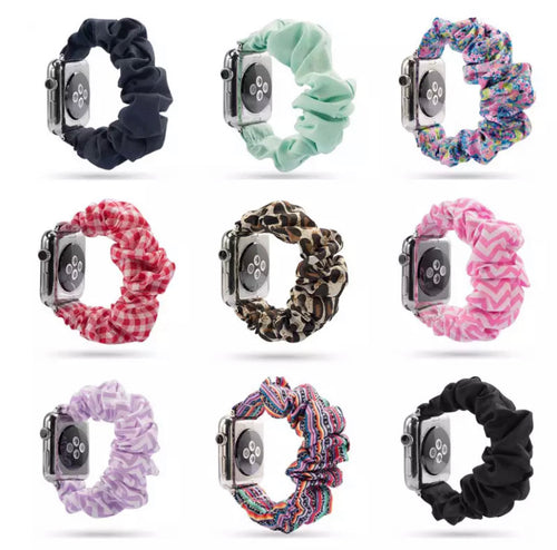 Correa Para Apple Watch de Scrunchie