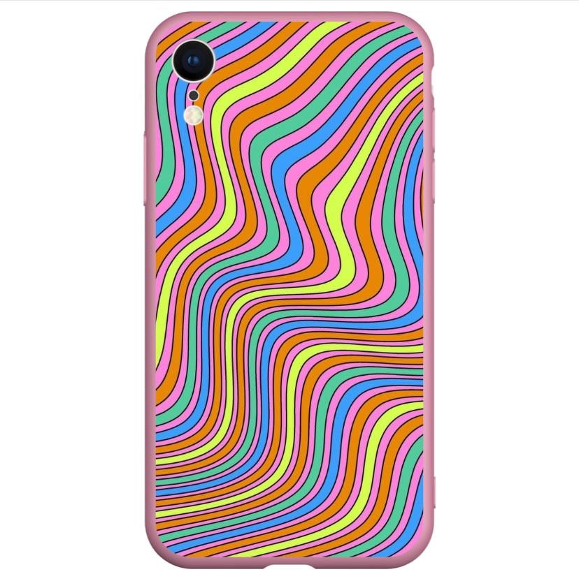 Colorful illusion - Girly Collection - iPhone Xiaomi Samsung Huawei