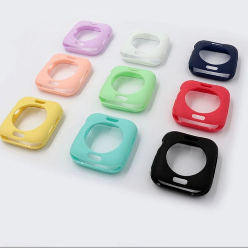 Protector de Silicone para Apple Watch Correas