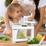 Multi-Blade Spiralizer