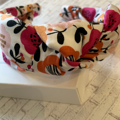 Spring Day Knotted Headband