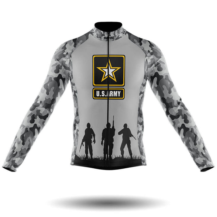 U.S.Army - Long Sleeve Jersey - Global Cycling Gear