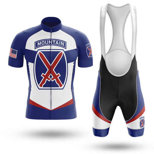 10th Mountain Division - Men's Cycling Kit - Global Cycling Gear