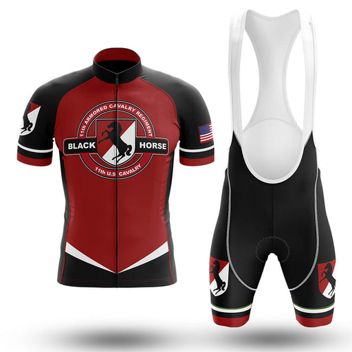 11th Armored Cavalry Regiment - Men's Cycling Kit - Global Cycling Gear