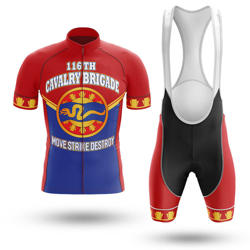 116th Cavalry Brigade - Cycling Kit - Global Cycling Gear